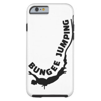 Bungee jumping tough iPhone 6 case