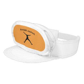 Bungee jumping visor