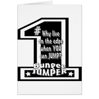 Bungee Team Greeting Cards
