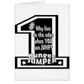Bungee Team Card