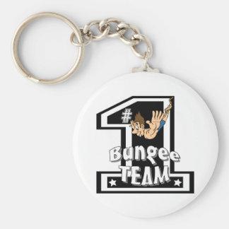 Bungee Team Keychain