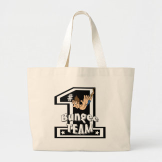 Bungee Team Large Tote Bag