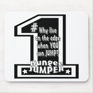 Bungee Team Mouse Pad
