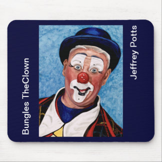 Bungles TheClown Mouse pad