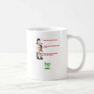 Bungling Petroleum Coffee Mug