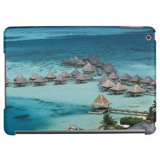 Bunglows of Beachcomber Hotel iPad Air Case