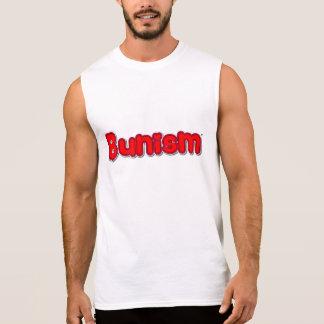 Bunism logo sleeveless t-shirt