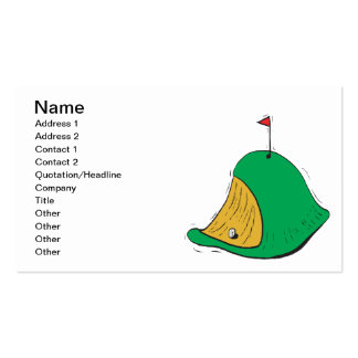 Bunker Business Card