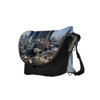 Bunker Hill Buildings Messenger Bags