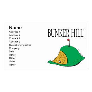 Bunker Hill Business Card