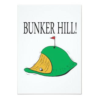 Bunker Hill Card