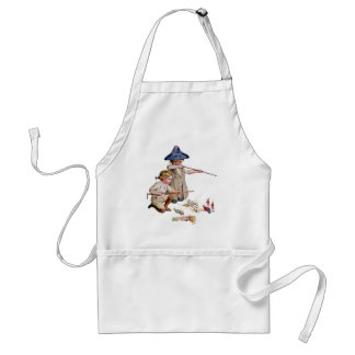 Bunker Hill Little Revolutionaries Adult Apron