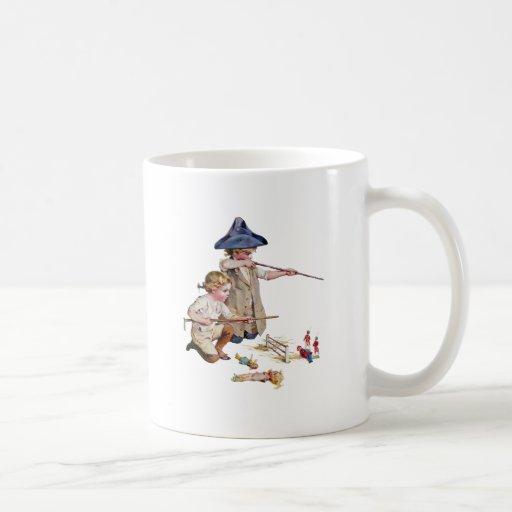 Bunker Hill Little Revolutionaries Classic White Coffee Mug