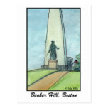 Bunker Hill Monument, Boston MA Post Cards