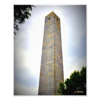 Bunker Hill Monument Photo Print