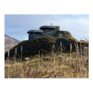 Bunker Hill, puerto holandés, Alaska Tarjetas Postales