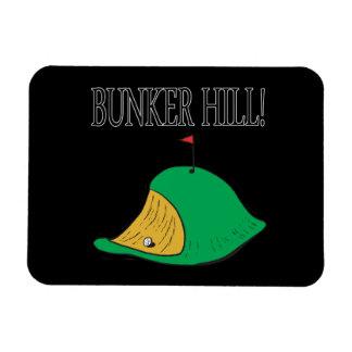 Bunker Hill Rectangular Photo Magnet