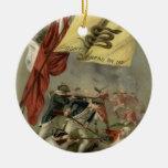 Bunker Hill revolucionario de la guerra de la Ornamento De Reyes Magos