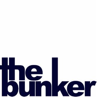bunker photo sculpture