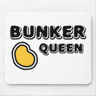Bunker Queen Mouse Pad