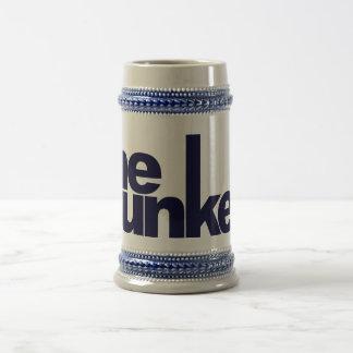 bunker stein coffee mug