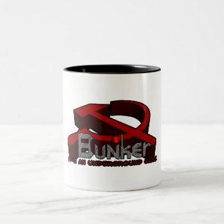 Bunker the game adventure mug