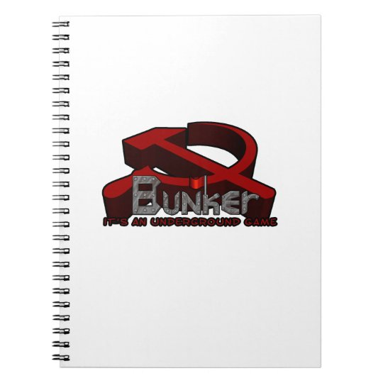 Bunker the game notebook