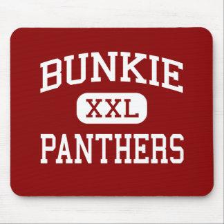Bunkie - panteras - High School secundaria - Bunki Alfombrillas De Ratones