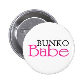 Bunko Babe 2 Inch Round Button