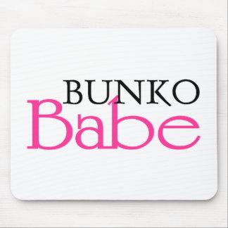 Bunko Babe Mouse Pad