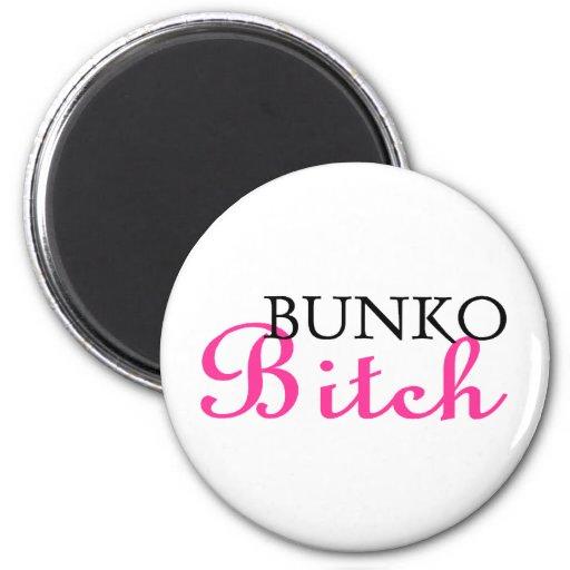 Bunko Bitch Magnets