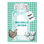 Bunko - estilo rural o estilo del Hillbilly Comunicado Personal