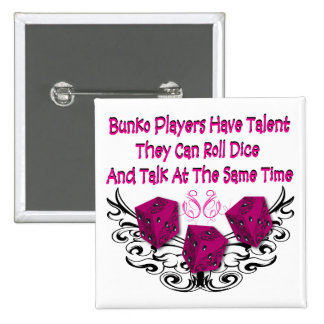 Bunko players have talent button
