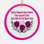 Bunko Players Have Talent Ornament