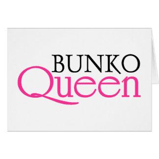 Bunko Queen Card