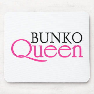 Bunko Queen Mouse Pad
