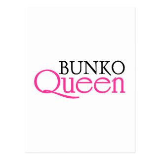 Bunko Queen Postcard