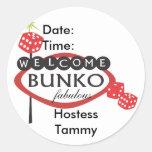 Bunko Reminder Stickers