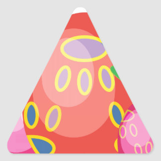 BUNN-EGGT014.png Triangle Sticker