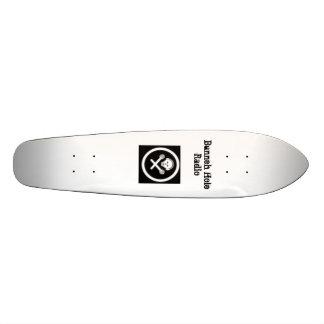 Bunneh Hole old skool skateboard