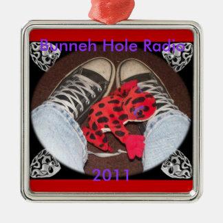 Bunneh Hole Radio ornament