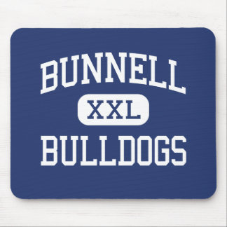 Bunnell - Bulldogs - High - Stratford Connecticut Mouse Pad