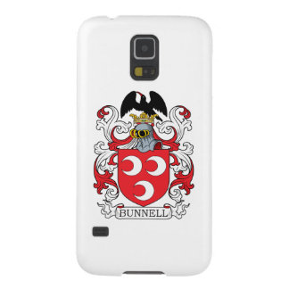 Bunnell Family Crest Galaxy S5 Cover