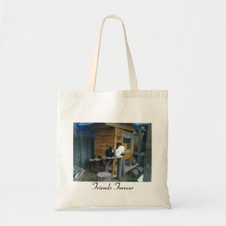BunnieLuv Budget Tote Bag