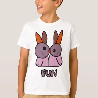 Bunnies Love T-Shirt