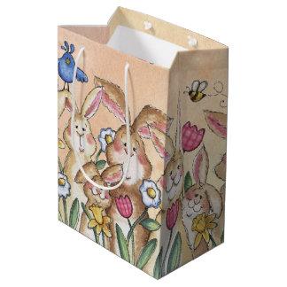 Bunnies Medium Gift Bag