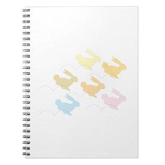 Bunnies Notebook