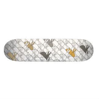 bunnies skateboard
