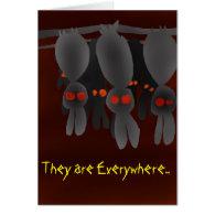 Bunnies Slumber Cards