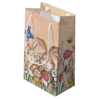 Bunnies Small Gift Bag